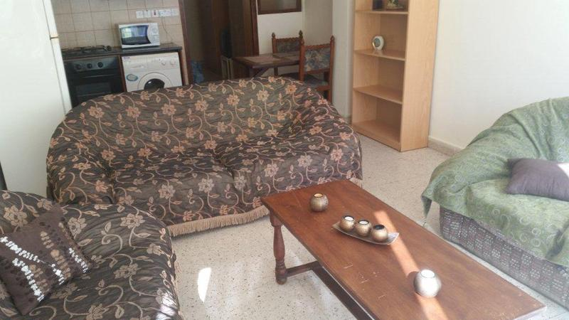 ** ONE BEDROOM APARTMENT FOR RENT IN MOUTTAYIAKA TOURIST ARE.....