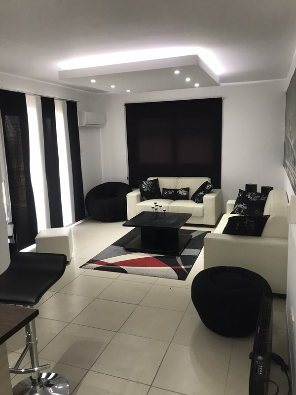 ** ONE BEDROOM LUXURY APARTMENT FOR SALE IN AGIOS TYCHONAS T.....