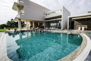 For Sale unique Luxury 6 Bedroom Detached House in Nisou, Ni.....