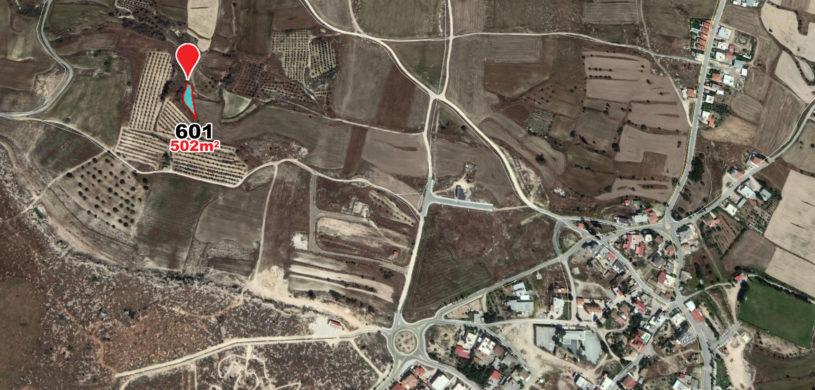 land parcel 601 in deneia  Nicosia