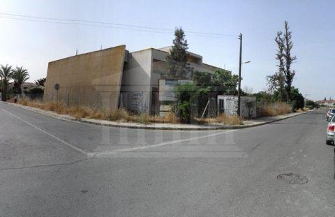 Incomplete House, Strovolos, Nicosia  Located in Nicosia.&lt.....