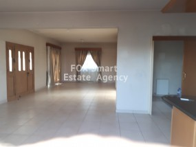 For Rent 4-Bedroom Detached House in Akaki, Nicosia