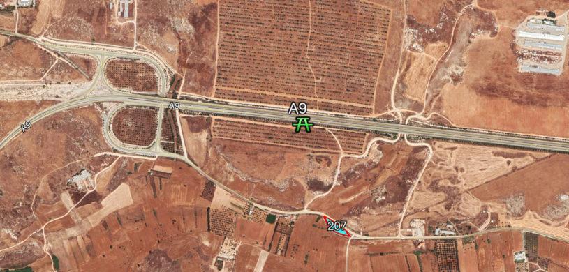 land parcel 207 in kokkinotrimithia  Nicosia