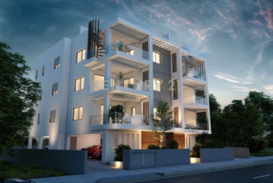 1 bedroom apartment for sale in limassol ekali