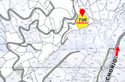 land parcel 730 in gourri  Nicosia