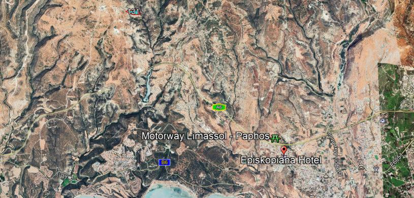 land parcel 131 in sotira  Limassol
