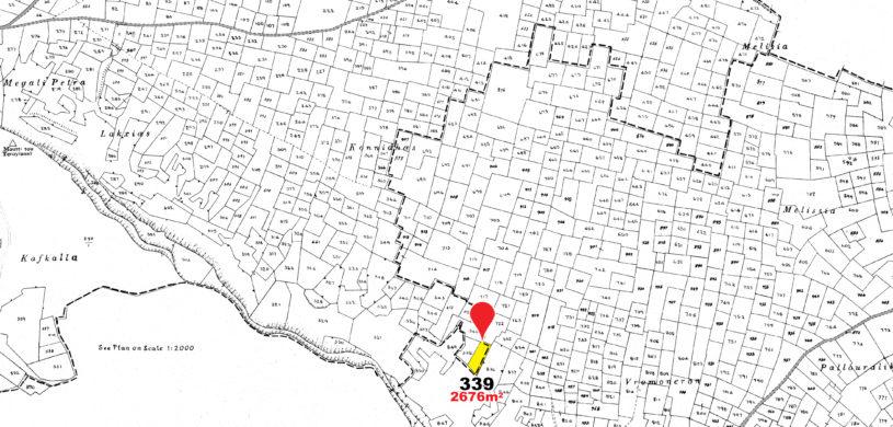 land parcel 339 in mammari  Nicosia