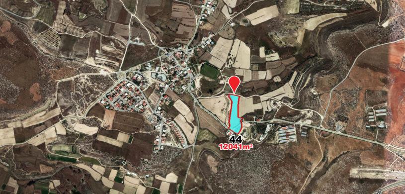 land parcel 44 in deneia  Nicosia