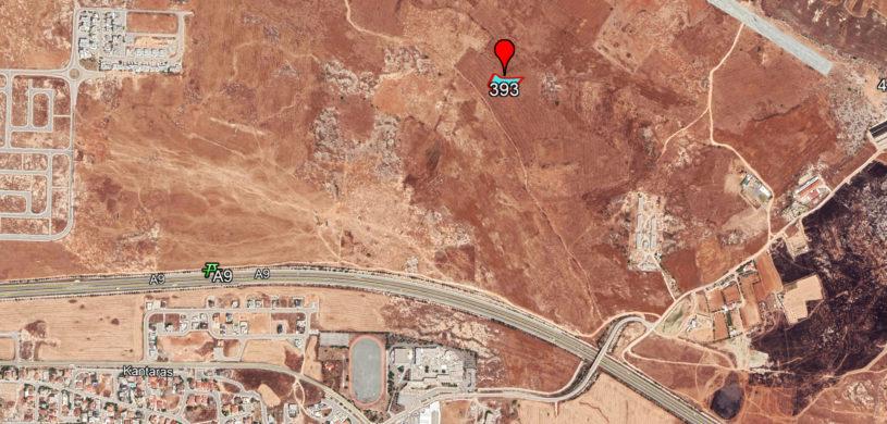 land parcel 393 in kokkinotrimithia  Nicosia