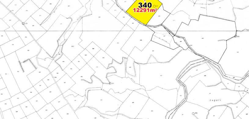 land parcel 340 in tseri  Nicosia