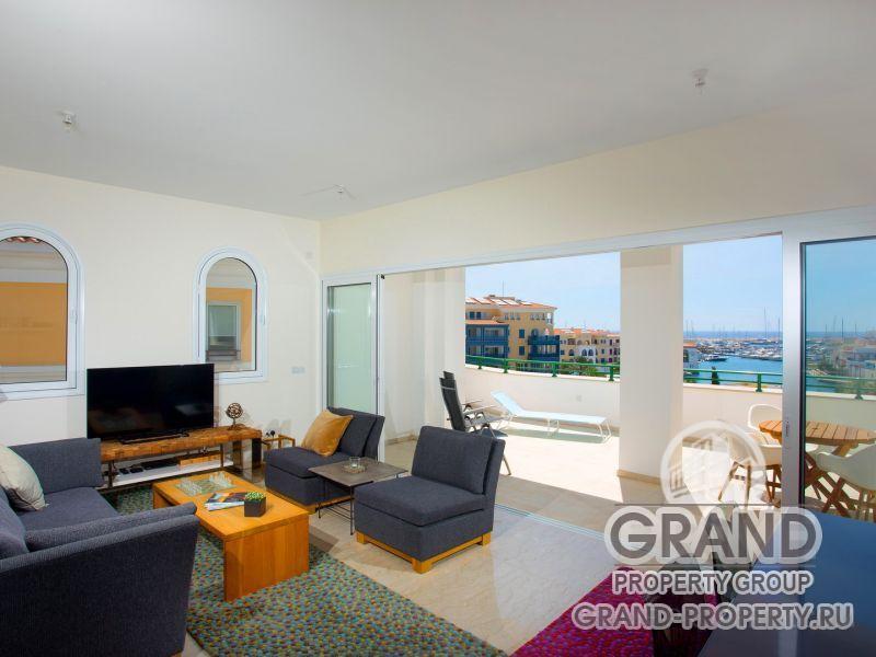 12693 - Limassol, Apartment 258 м2 short term rent Limasso.....