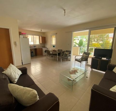 Two bedroom apartment in Tersefanou with large vernada Larna.....