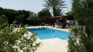 For Rent 4 Bedroom Detached House with pool in Dali, Nicosia.....