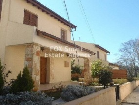 To Rent 3 Bedroom Detached House in Pera pedi, Limassol