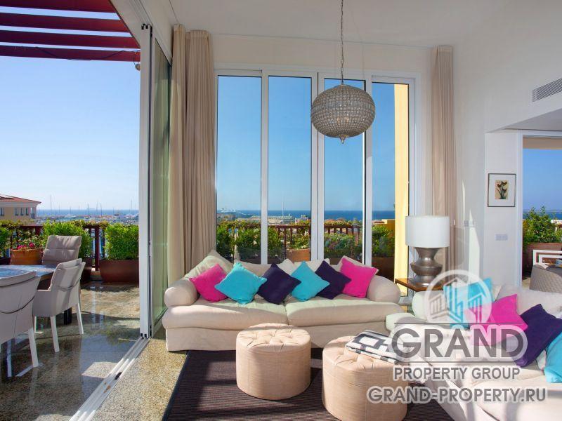 12636 - Limassol, Apartment 387 м2 short term rent Limasso.....