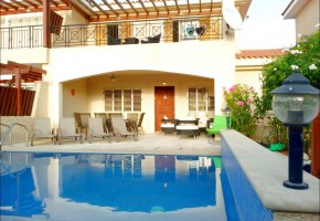 cyprus pegia coral bay holiday rental detached villa 5938 sh.....