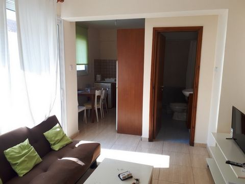 Apartment (Flat) in Aglantzia, Nicosia for Rent  A one-bedro.....