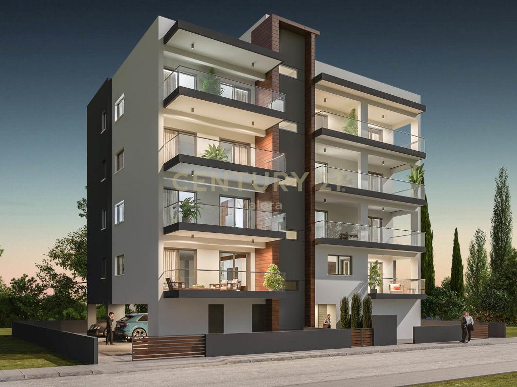 1 bedroom apartment for sale in limassol katholiki