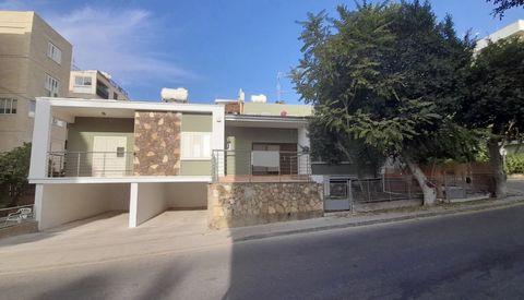 House (Semi detached) in Ayios Antonios, Nicosia for Rent  R.....