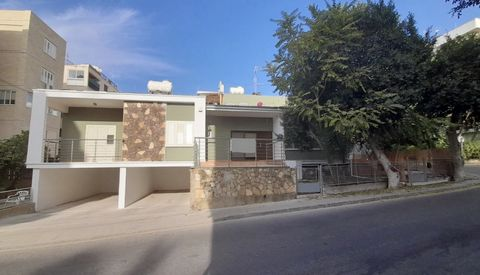 House (Semi detached) in Agios Antonios, Nicosia for Rent  R.....