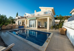 cyprus pegia coral bay holiday rental detached villa 5937 sh.....