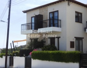 To Rent 2 Bedroom Semi-detached House in Pissouri, Limassol
