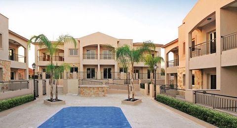 Moni, Limassol, Cyprus Limassol  One Bed Apartment In - Titl.....