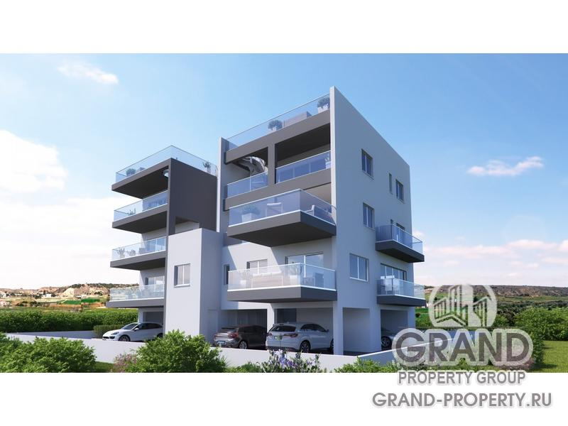 22812 - Limassol, Apartment 56 м2 sale Limassol , Polemidi.....