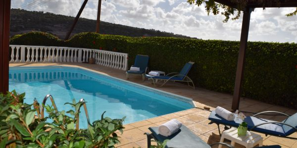 Morgan 4 Bedroom Villa with Private Pool short term rent Mil.....