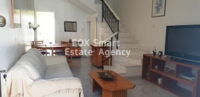 To Rent 2 Bedroom Maisonette House in Kato pafos , Paphos