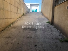 Commercial Warehouse / Factory in Omonoia, Limassol