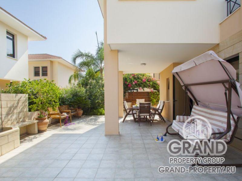 6257 - Larnaca, Villa  м2 short term rent Larnaca , Dhekel.....