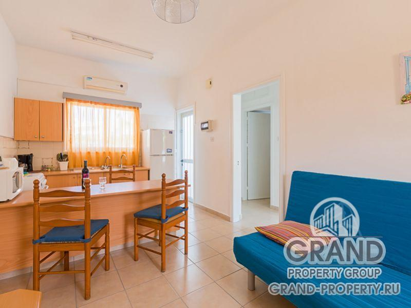 14836 - Larnaca, Apartment  2 short term rent Larnaca , Dh.....