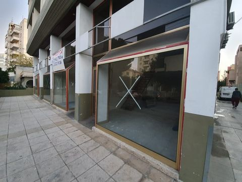 Commercial (Shop) in Agioi Omologites, Nicosia for Rent  Ava.....