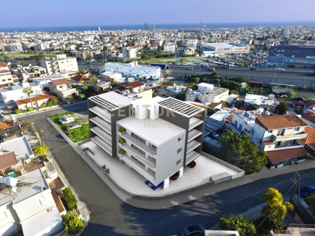 1 bedroom apartment for sale in limassol mesa geitonia