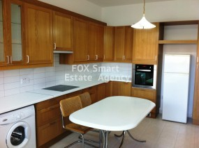 For Rent 3 Bedroom Upper House in Dasoupolis, Nicosia