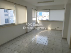 For Rent Partitioned Office 52sq.m in Nicosia Centre