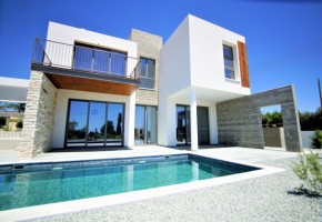 detached villa for rent in petridia paphos ref 9751 short te.....