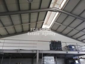Warehouse / Factory in Monagroulli, Limassol