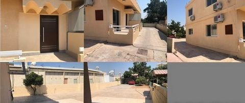3 Bedroom Semi Detached House for Rent in Zakaki, Limassol.....