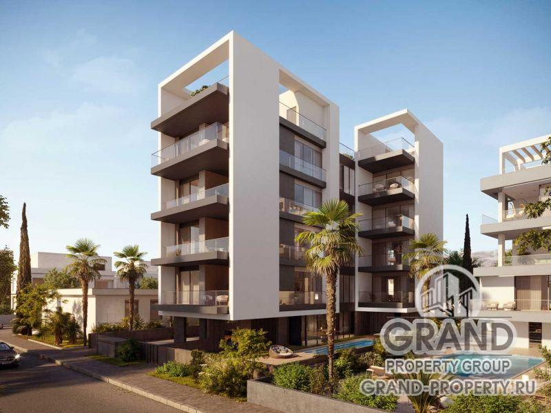16268 - Limassol, Apartment 87.85 м2 sale Limassol , Potam.....