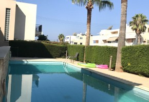 town house for rent in kato paphos universal paphos ref 1206.....