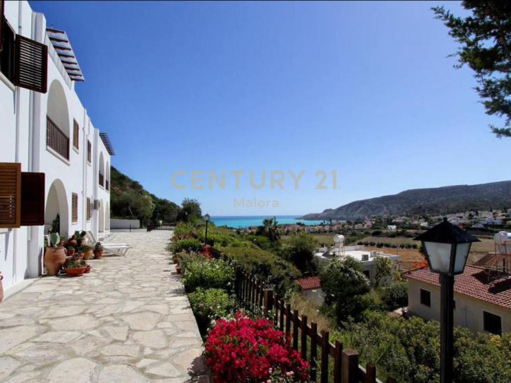 1 bedroom holiday apartments for sale in limassol pissouri