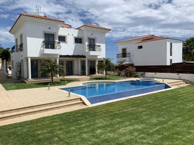 _(for rent) residential detached house larnaka dekeleia 3 Be.....