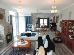To Rent 3+1 Bedroom Detached House in Strovolos, Nicosia