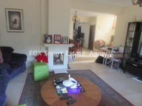 For Rent 3 Bedroom Detached House in Sia, Nicosia