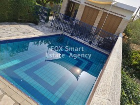 To Rent 3 Bedroom Bungalow (Single Level) House in Agios the.....