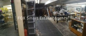FOR RENT WAREHOUSE IN AGIA NAPA IN LIMASSOL