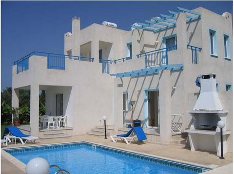 House (Detached) in Chlorakas, Paphos for Rent  This Villa i.....