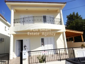 To Rent 4 Bedroom Detached House in Makedonitissa, Nicosia